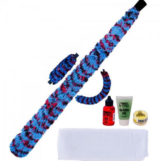 Kit de Limpeza e Manutenção Para Saxofone Alto 54 FREE SAX