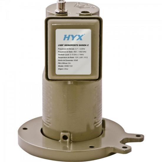 LNBF Monoponto Banda C MNBC-104 HYX