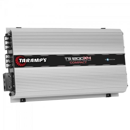 Módulo 1200W 2 Ohms TS-1200X4 COMPACT TARAMPS