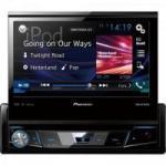 Auto Rádio CD/DVD/USB/TV/AM/FM/Bluetooth AVH-X7880TV Preto PIONEER