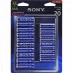 PILHA SONY ALMX-B20D ALC 10 AA + 10 AAA