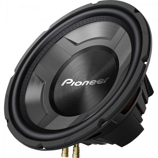 "Alto Falante Subwoofer 12"" 350W RMS 4 Ohms TS-W3060BR PIONEER"