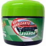 Gel Odorizador Automotivo Lavanda 60g SUN CAR