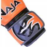 Luva de Boxe NEW EXTREME 16 OZ Laranja NAJA