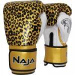 Luva de Boxe ANIMAL PRINT 16 OZ Onça Dourada NAJA