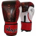 Luva de Boxe ANIMAL PRINT 10 OZ Cobra Vermelha NAJA