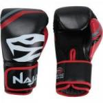 Luvas de Boxe Adulto FIRST 12-OZ Preto NAJA