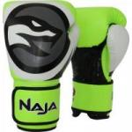 Luva de Boxe COLORS FLUOR 10-OZ Verde NAJA