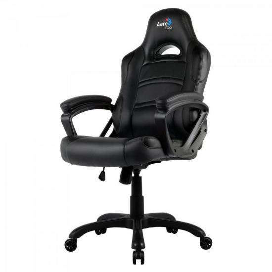 Cadeira Gamer Profissional AC80C EN55031 Preta AEROCOOL