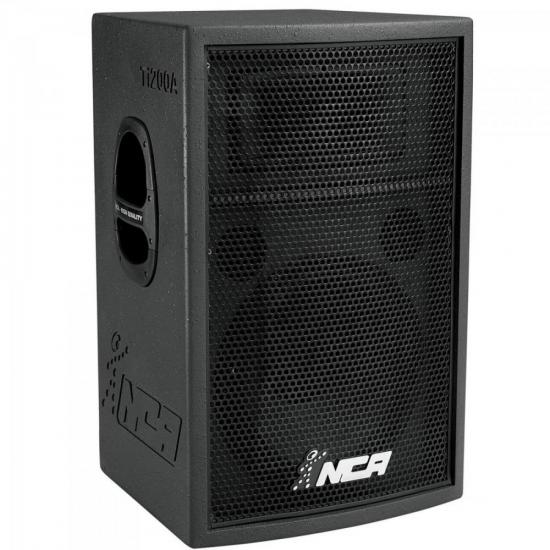 Caixa Acústica Passiva 200TI Preta LL AUDIO