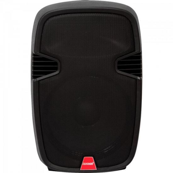 Caixa de som Acústica Ativa 80w LXP-12A Preta LEXSEN