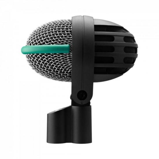Microfone Dinâmico D112 MKII Preto AKG