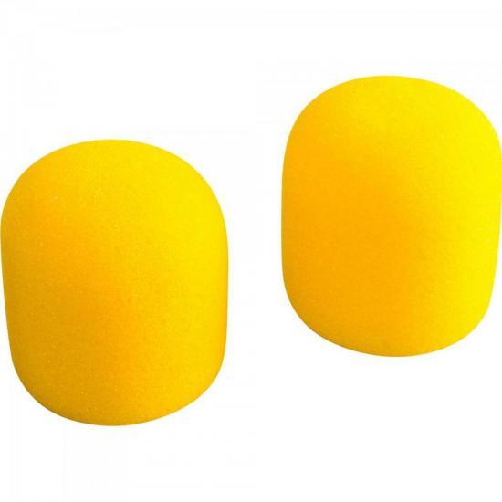 Espuma Protetora Para Microfone SM58 Amarelo MXT | GTC