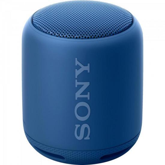 Caixa Multimídia 10W Wireless Bluetooth/NFC SRS-XB10/L Azul SONY
