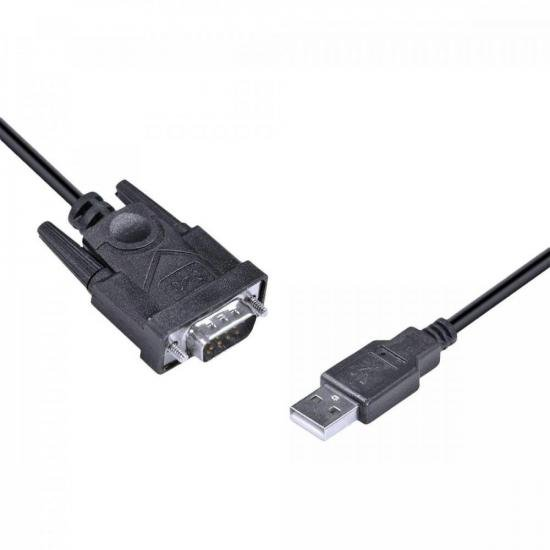 CABO STORM USB A M X SERIAL RS-232 0,8MT | GTC