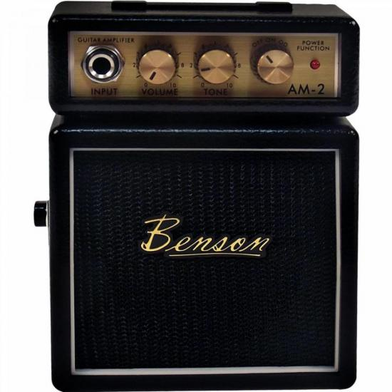 Mini Cubo AM-2 Preto BENSON