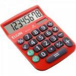 Calculadora De Mesa MV4131 Vermelho ELGIN