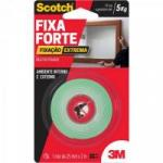 Fita Dupla Face Fixa Forte Extreme SCOTCH 25mm x 2m 3M