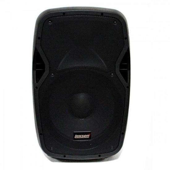 Caixa Acústica Ativa LSX15A Preta LEXSEN