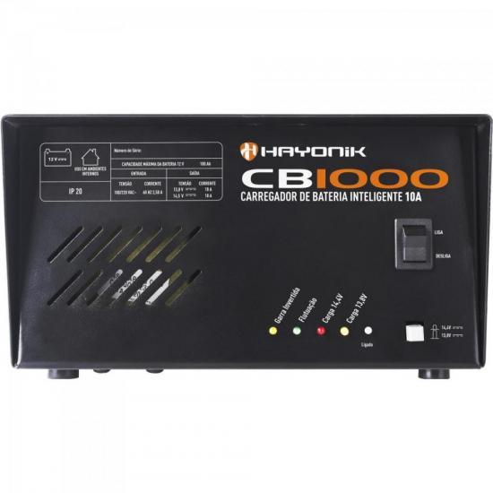 Carregador de Bateria Inteligente 5A CB1000 HAYONIK