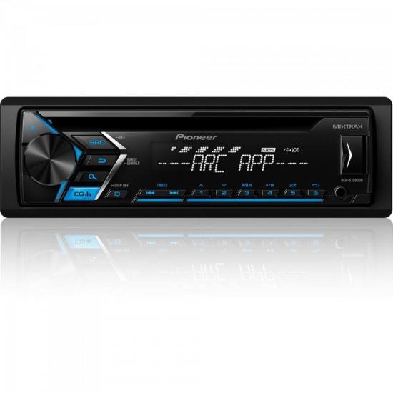 Auto Radio CD/USB DEH-S1080UB PIONEER