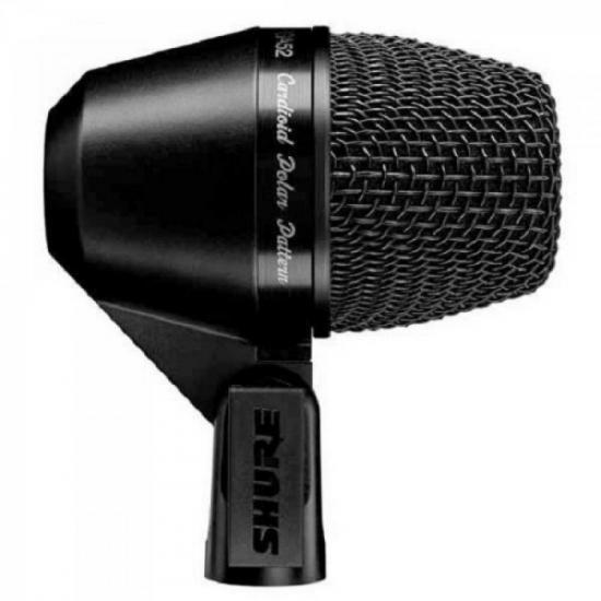 Microfone Dinâmico Cardioide para Caixa PGA56-LC SHURE