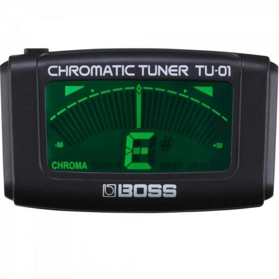 AFINADOR BOSS DIGITAL CROMATICO TU-01