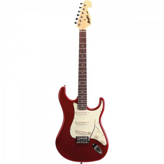 Guitarra Strato 3S MG32 Vermelho Metalico MEMPHIS by TAGIMA