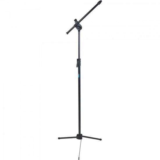Pedestal P/ Microfone Girafa TPS Preto ASK