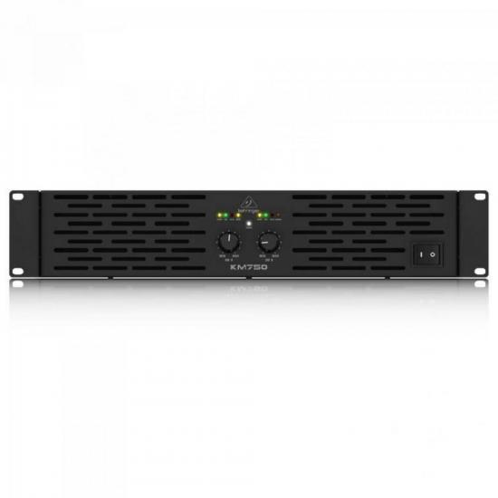 Amplificador Potência KM750 Preto BEHRINGER