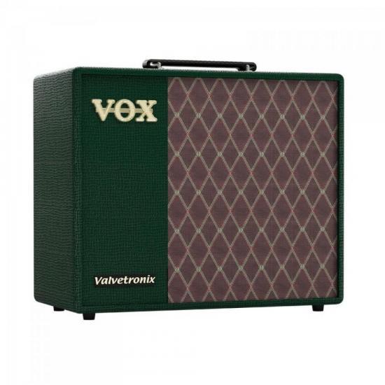 Combo VALVETRONIX VT40X Preto VOX