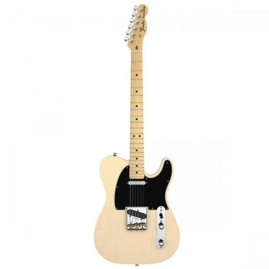 Guitarra Telecaster AMERICAN SPECIAL Vintage Blonde FENDER