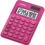 Calculadora Mini de Mesa 10 Dígitos MS-7UC-RD Rosa CASIO