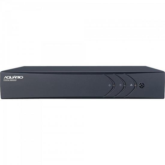 DVR Hibrido (5 em 1) 16 Canais + 2 IP HD 720P DVR-716 AQUARIO