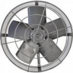 Exaustor Axial IND. 30CM 110V Cinza VENTISOL