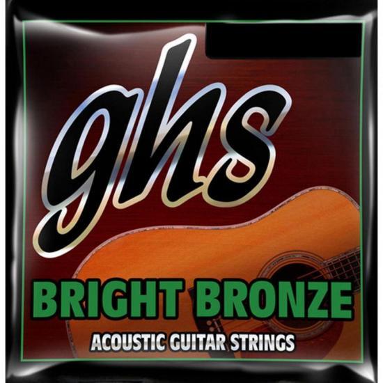 Encordoamento GHS Para Violão BB80 BRONZE