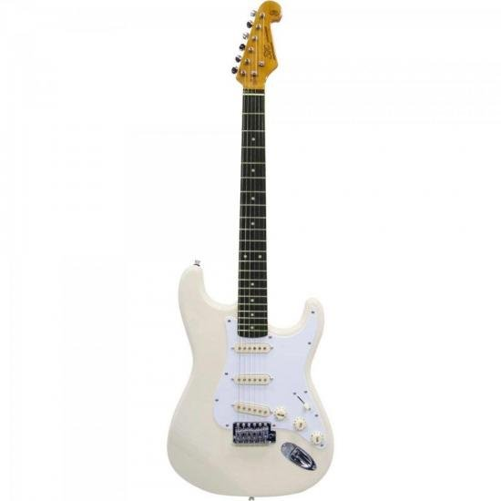 Guitarra SST62VWH Branca SX