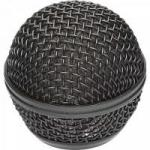 Globo Metálico para Microfone 50mm Preto MXT