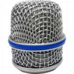 Globo Metálico para Microfone 47mm BTM57 Prata MXT