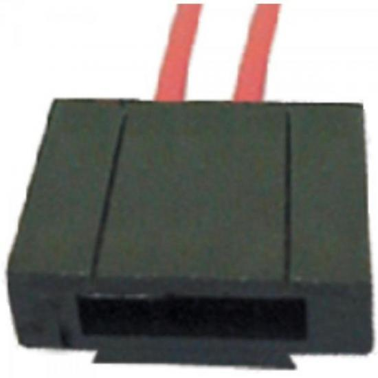Porta Fusível para Lâmina Médio com Fio 1,5mm GENÉRICO