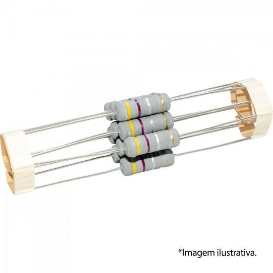 Resistor Fio 5W 820R AC-05 GENÉRICO