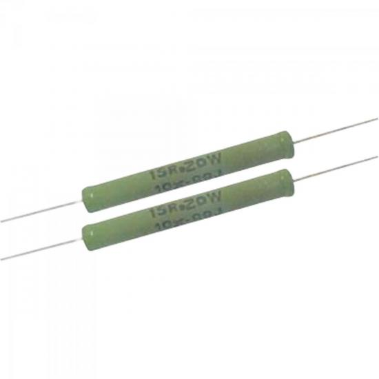 Resistor Fio 15W 22R AC-15 GENÉRICO