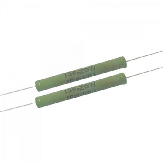 Resistor Fio 15W 27R AC-15 GENÉRICO