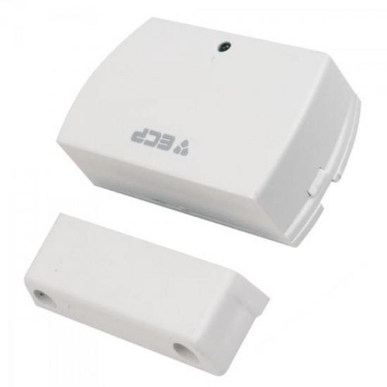 Sensor Magnético sem Fio para Portas e Janelas ECP