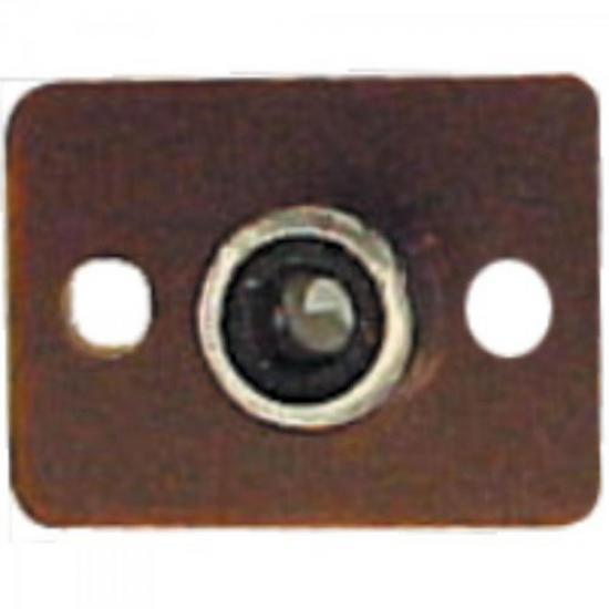Tomada RCA E-1 com 1 Entrada EMETAL
