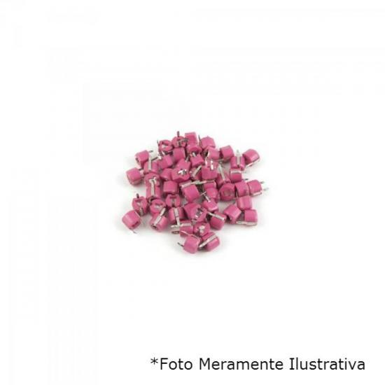 Trimmer Miniatura 20PF Rosa GENÉRICO